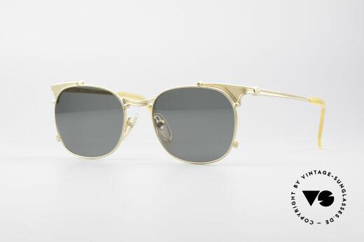 Jean Paul Gaultier 56-2175 Rare Vintage Sunglasses Details