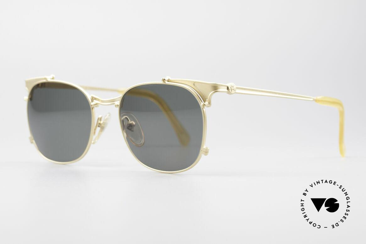 Jean Paul Gaultier 56-2175 Rare Vintage Sunglasses