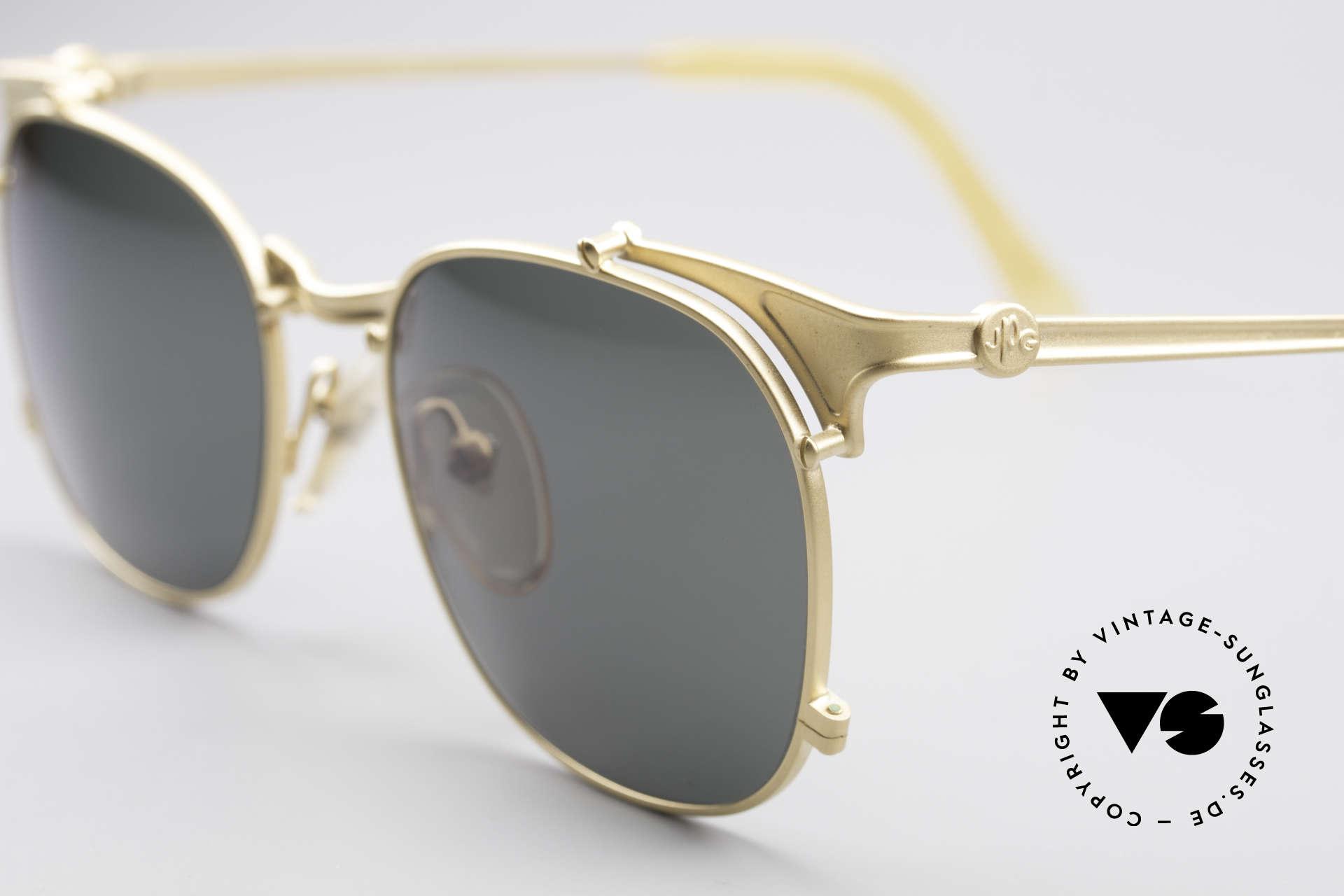 sunglasses jean paul gaultier 56 2175 rare vintage. Black Bedroom Furniture Sets. Home Design Ideas