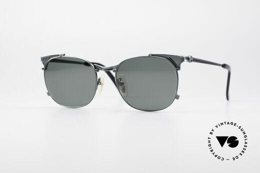 Jean Paul Gaultier 56-2175 Rare Designer Sunglasses Details