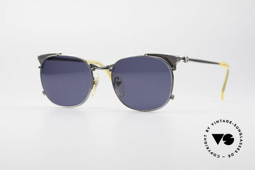 Jean Paul Gaultier 56-2175 90's Designer Sunglasses Details