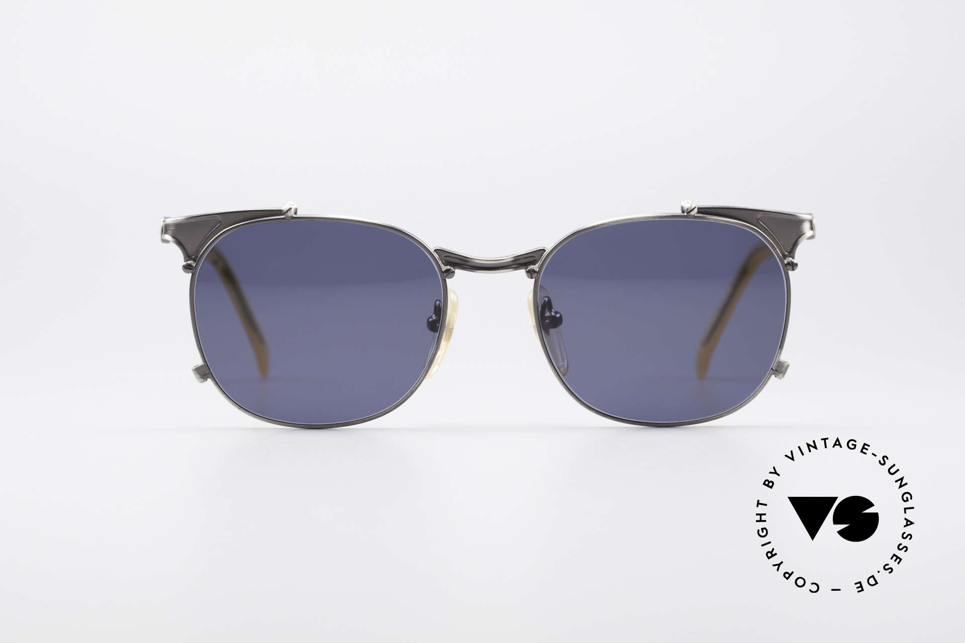 Jean Paul Gaultier 56-2175 90's Designer Sunglasses, timeless 90's designer frame; sober & elegant, Made for Men and Women