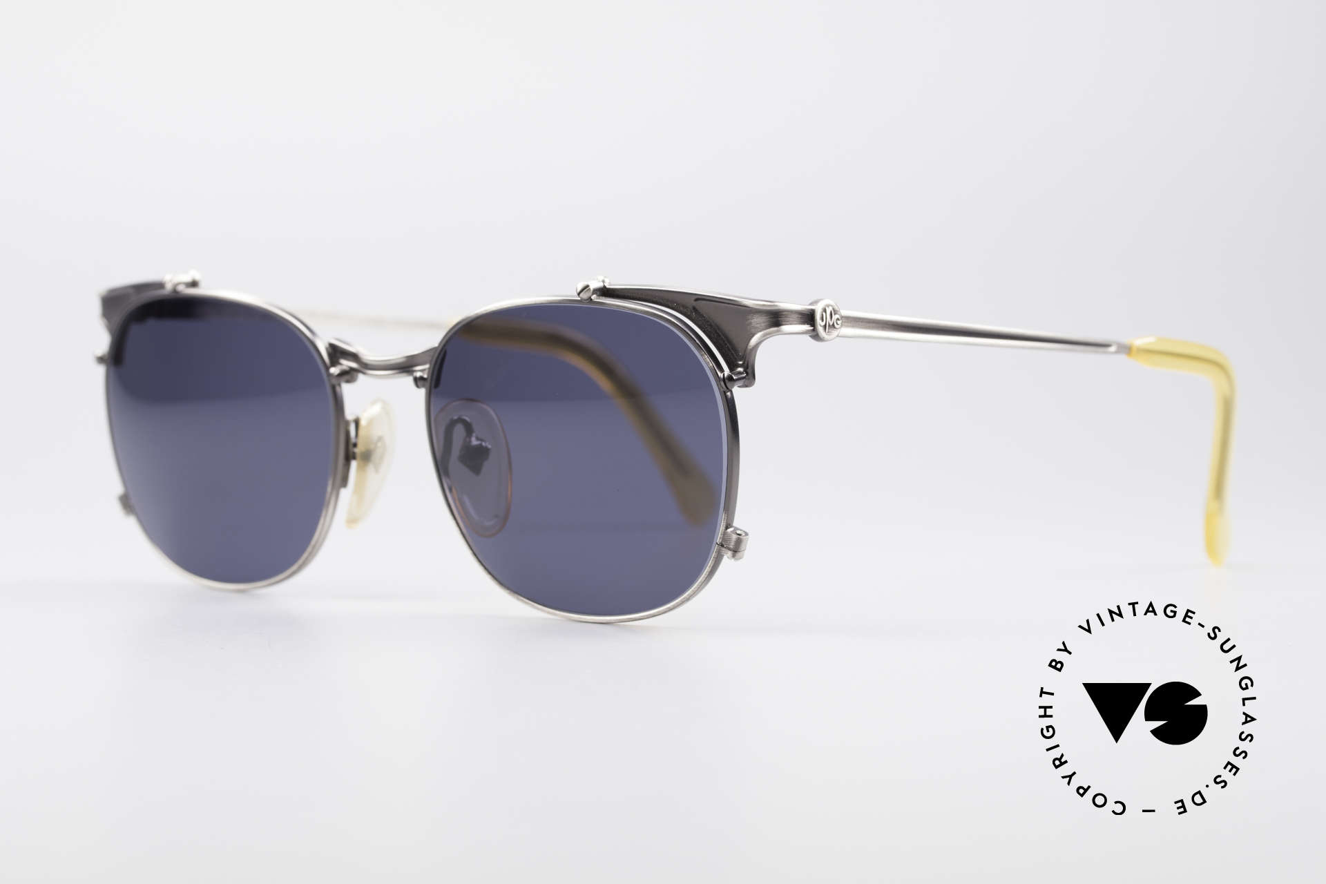 Jean Paul Gaultier 56-2175 90's Designer Sunglasses, JPG unisex model: tangible HIGH-END quality, Made for Men and Women