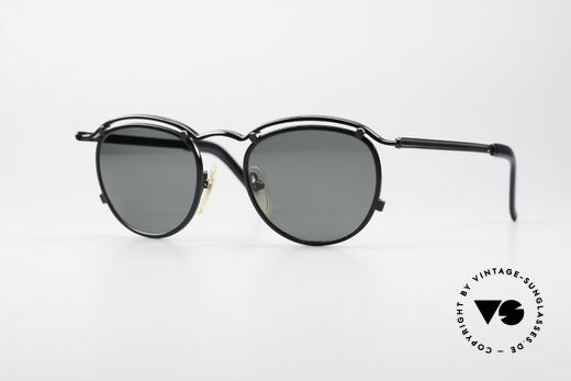 Jean Paul Gaultier 56-1174 Steampunk Panto Glasses Details