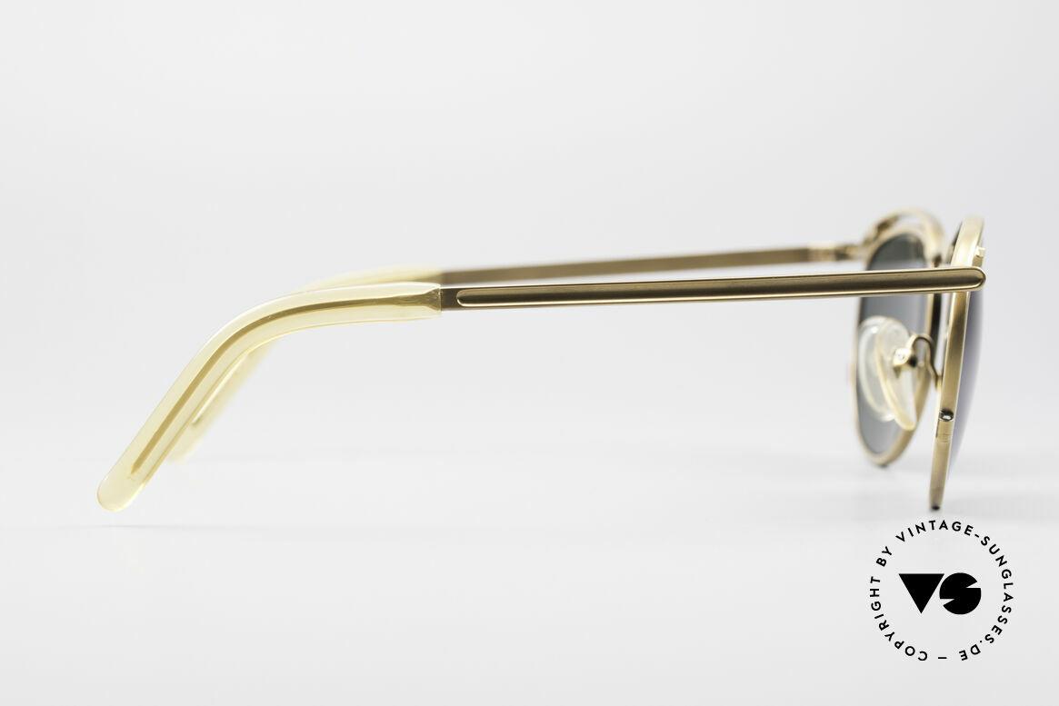 Jean Paul Gaultier 56-1174 Steampunk Panto Shades