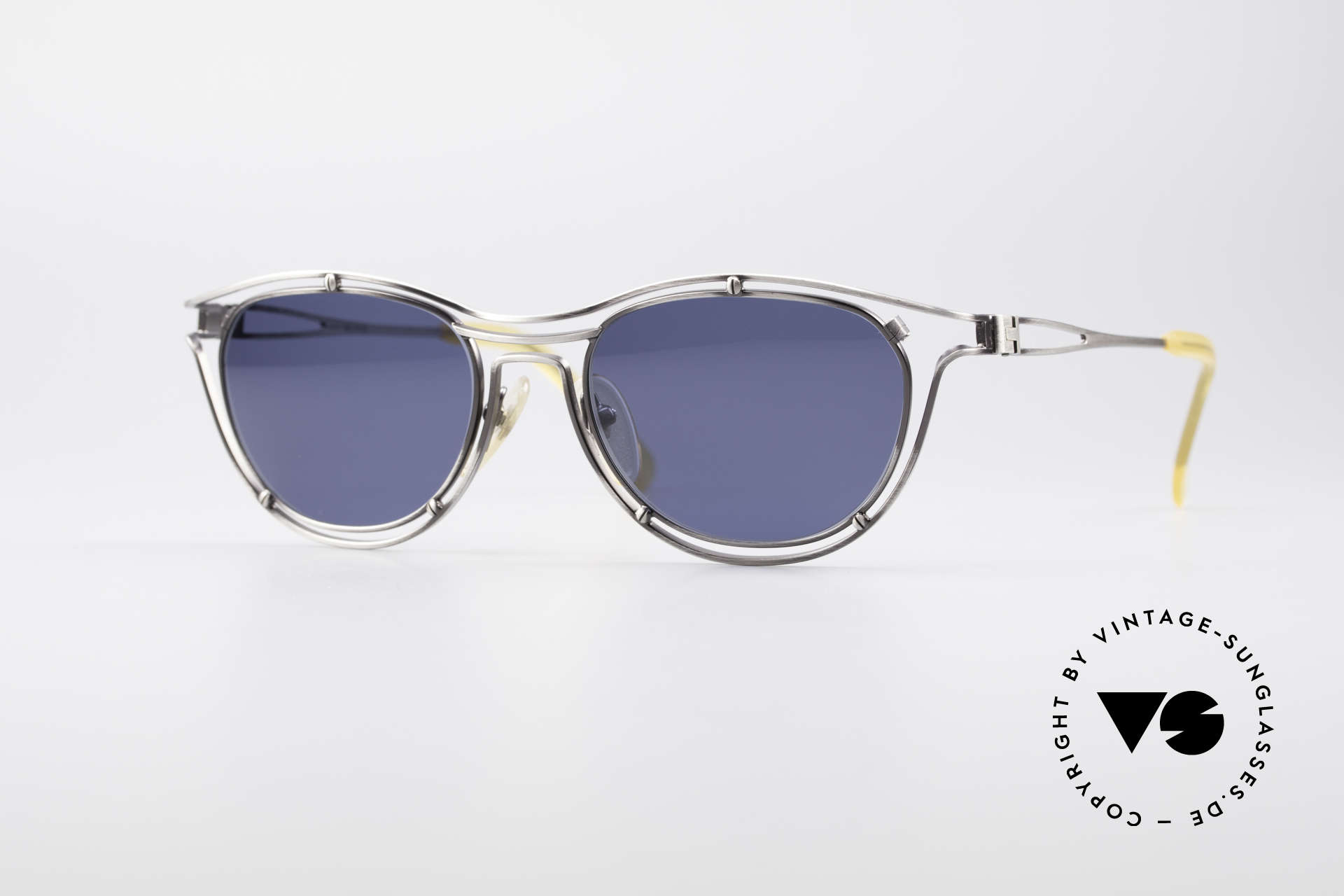 Jean Paul Gaultier 56-2176 True Designer Sunglasses, spectacular Jean Paul GAULTIER designer shades, Made for Men and Women