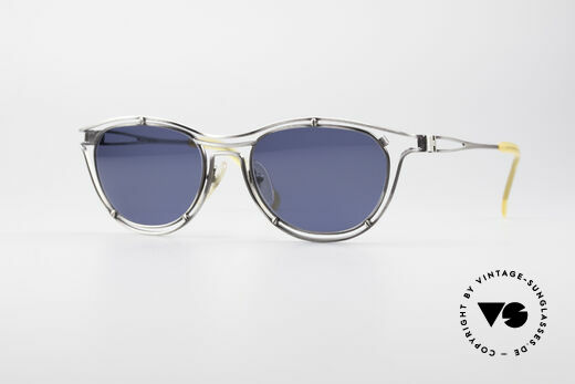 Jean Paul Gaultier 56-2176 True Designer Sunglasses Details