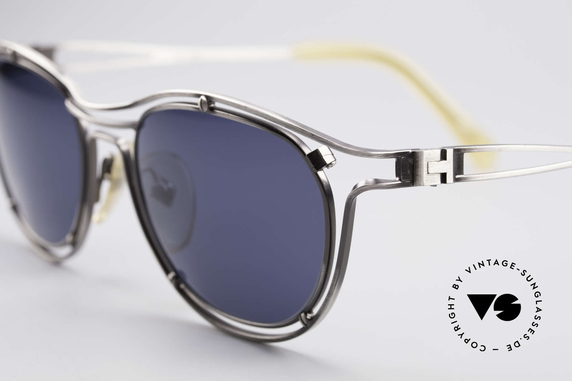 Jean Paul Gaultier 56-2176 True Designer Sunglasses, enormous quality made in Japan; U must feel this!, Made for Men and Women
