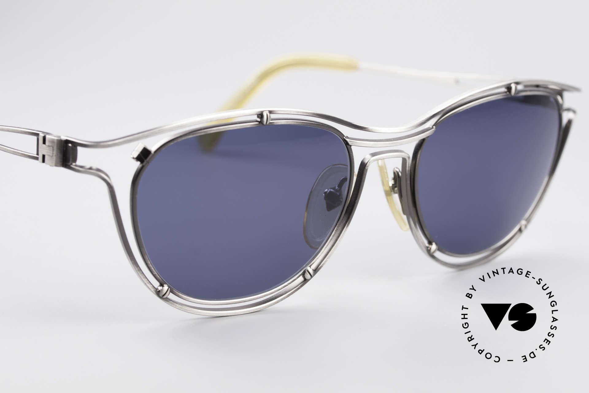 Jean Paul Gaultier 56-2176 True Designer Sunglasses, unworn (like all our old 90's designer sunglasses), Made for Men and Women