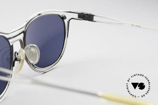 Jean Paul Gaultier 56-2176 True Designer Sunglasses, NO RETRO SHADES; but a great original from 1994, Made for Men and Women