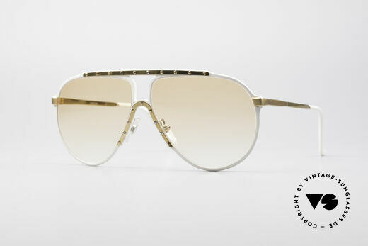 Alpina M1 Iconic 80's Sunglasses Details