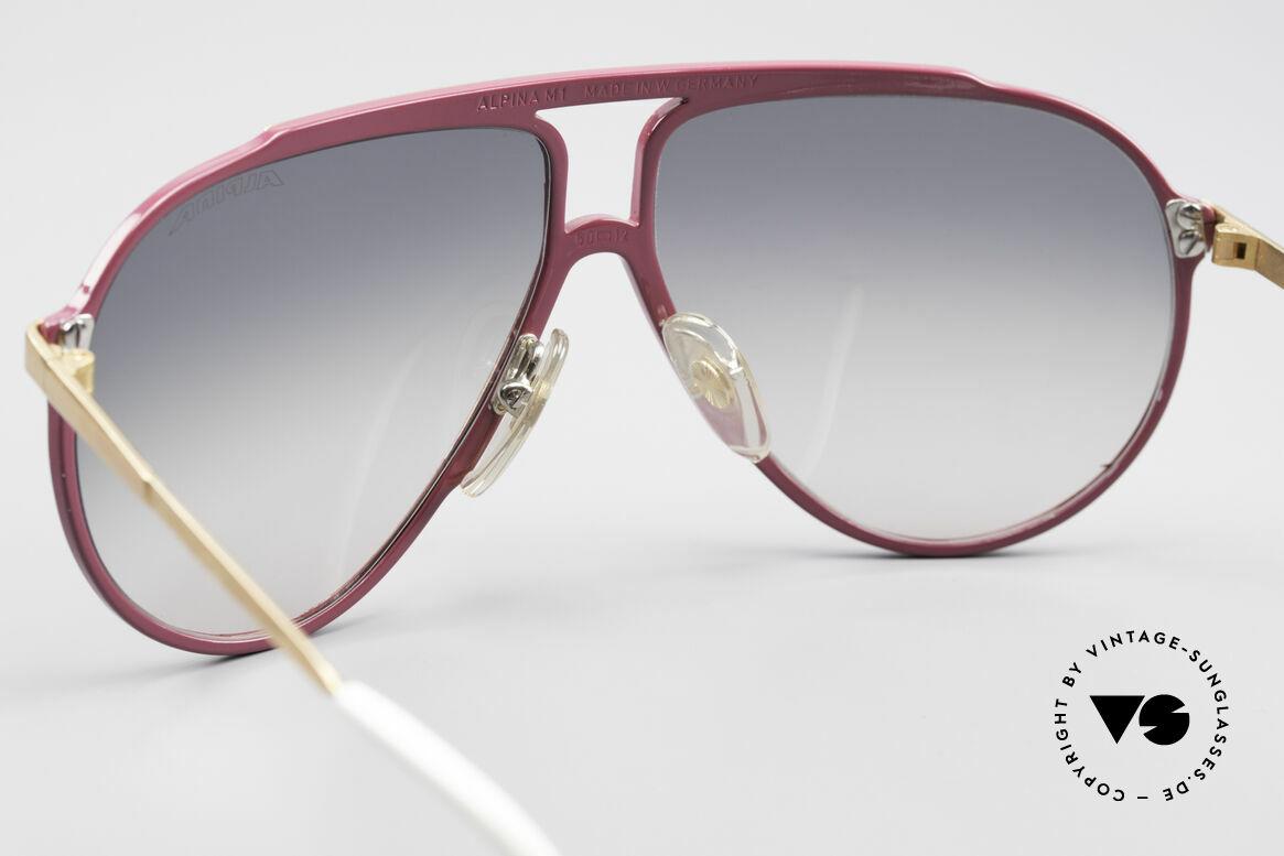 Alpina M1 Iconic Vintage Sunglasses