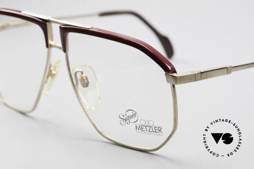 Metzler 0788 True Vintage 80's Glasses
