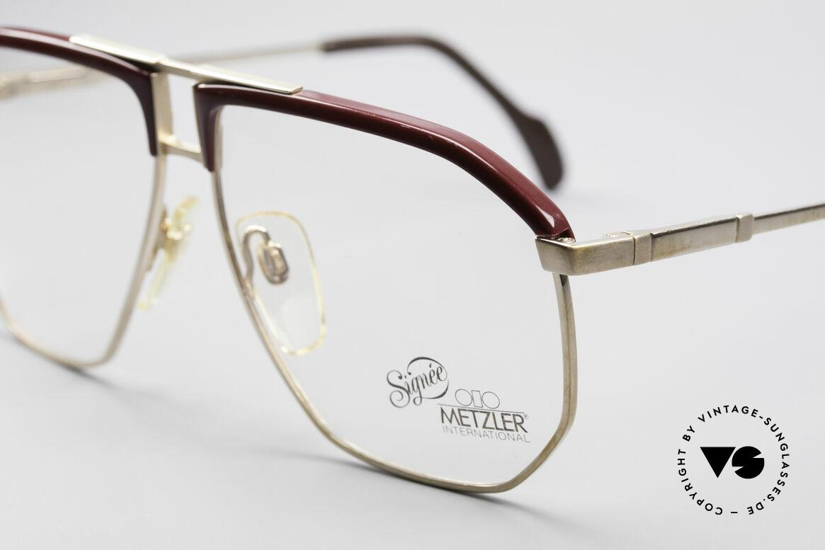 Metzler 0788 True Vintage 80's Glasses, unworn (like all our rare 'old school' METZLER frames), Made for Men
