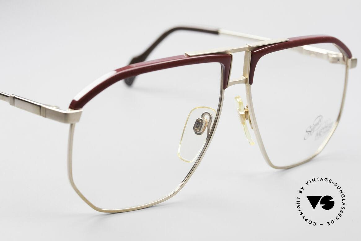 Metzler 0788 True Vintage 80's Glasses, NO RETRO EYEWEAR, but an app. 30 years old original, Made for Men
