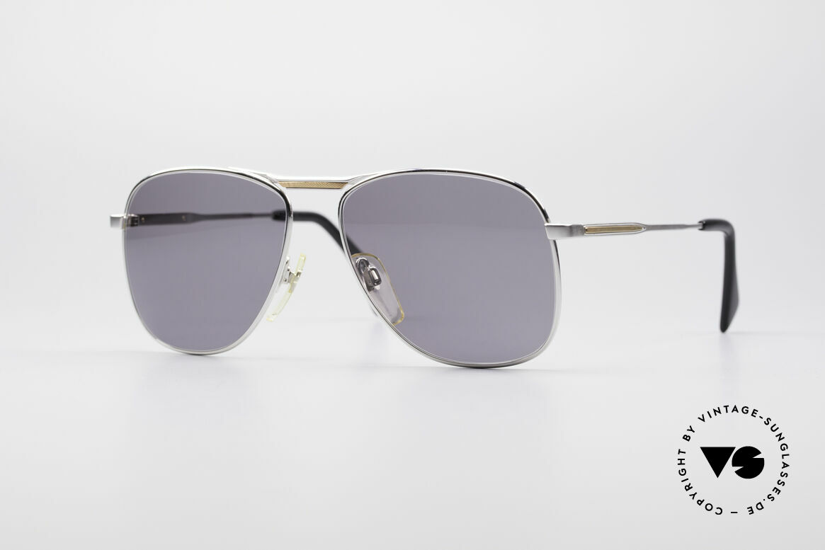 Metzler 0871 Rare 80's Men's Sunglasses, classic manly sunglasses of the 80's by METZLER, Made for Men
