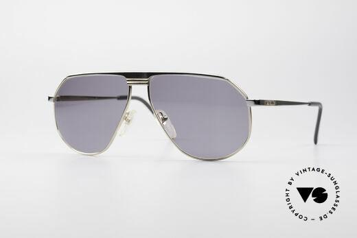Metzler 0790 Pure Titanium Sunglasses Details