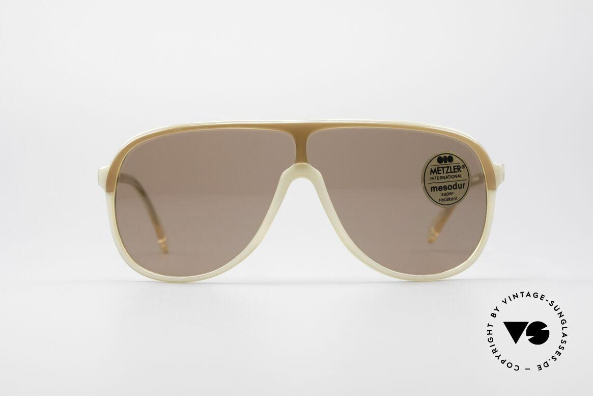 Metzler 0100 Rare Vintage Sunglasses