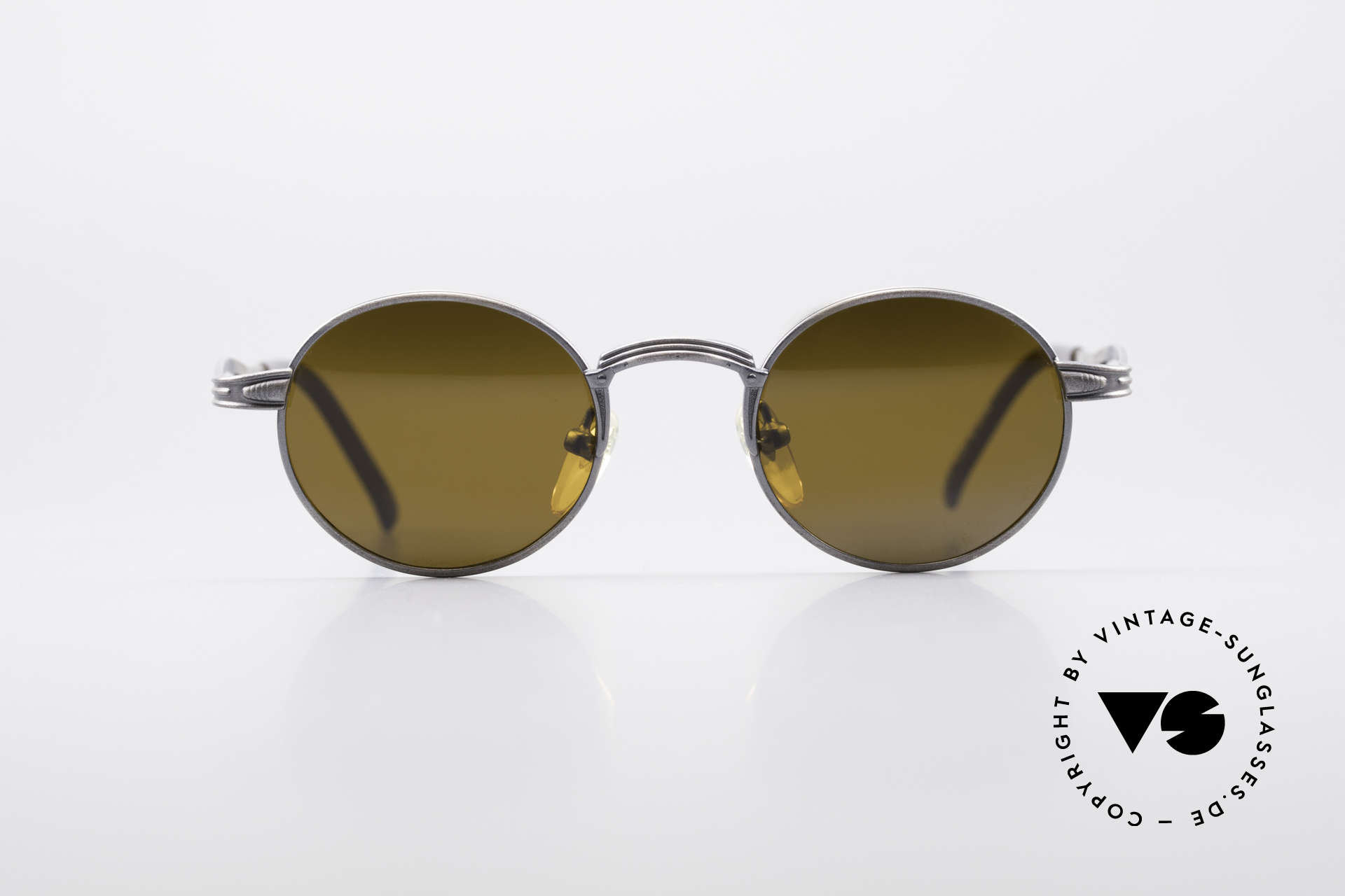 a37e83960 You may also like these glasses. Jean Paul Gaultier 55-7106 Oval Vintage  Sunglasses Details