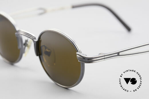 Jean Paul Gaultier 55-7107 Small Round Vintage Shades