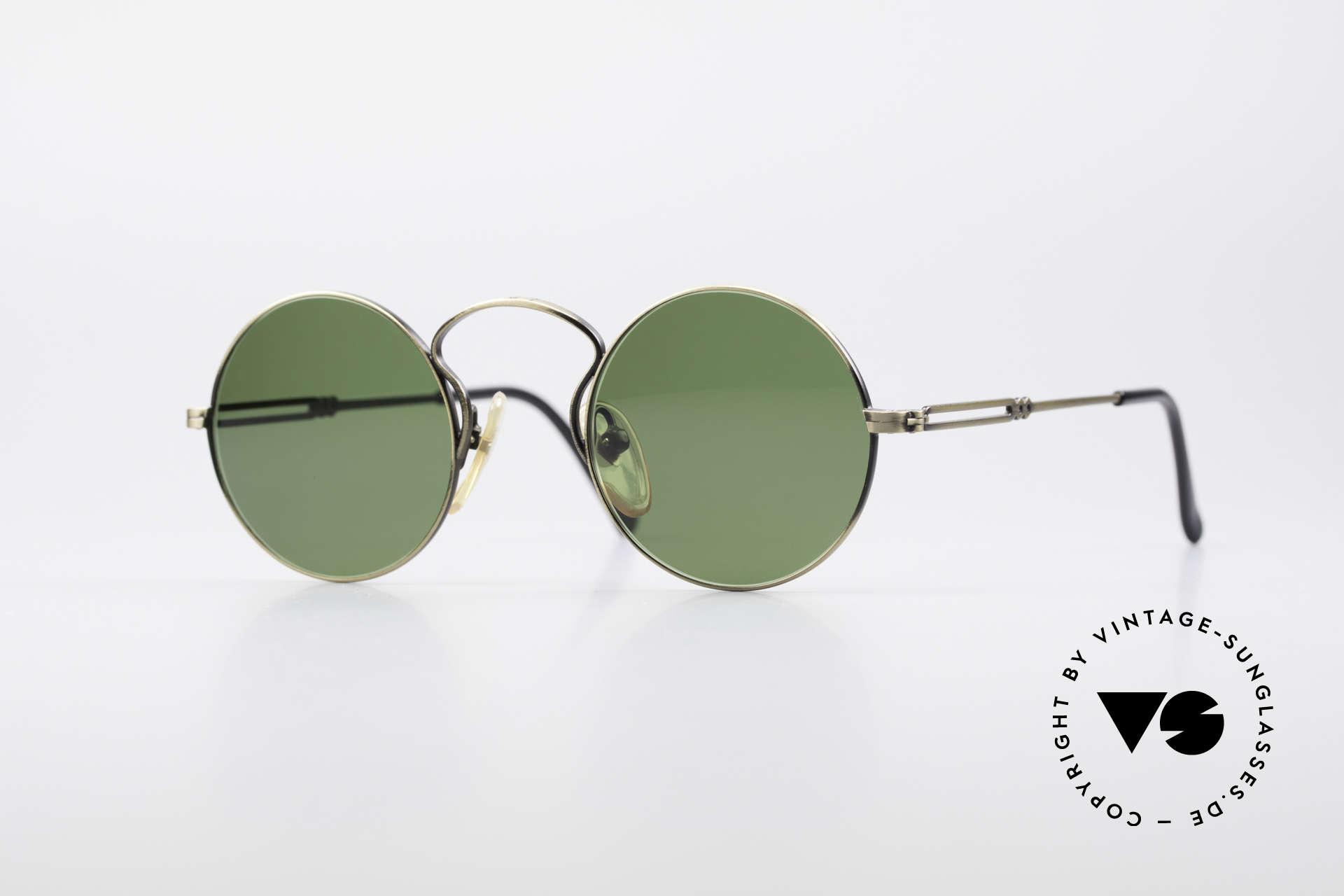 Jean Paul Gaultier 55-0172 90's Designer Sunglasses, designer sunglasses by Jean Paul Gaultier from 1994, Made for Men and Women