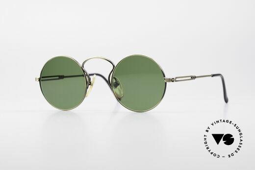 Jean Paul Gaultier 55-0172 90's Designer Sunglasses Details