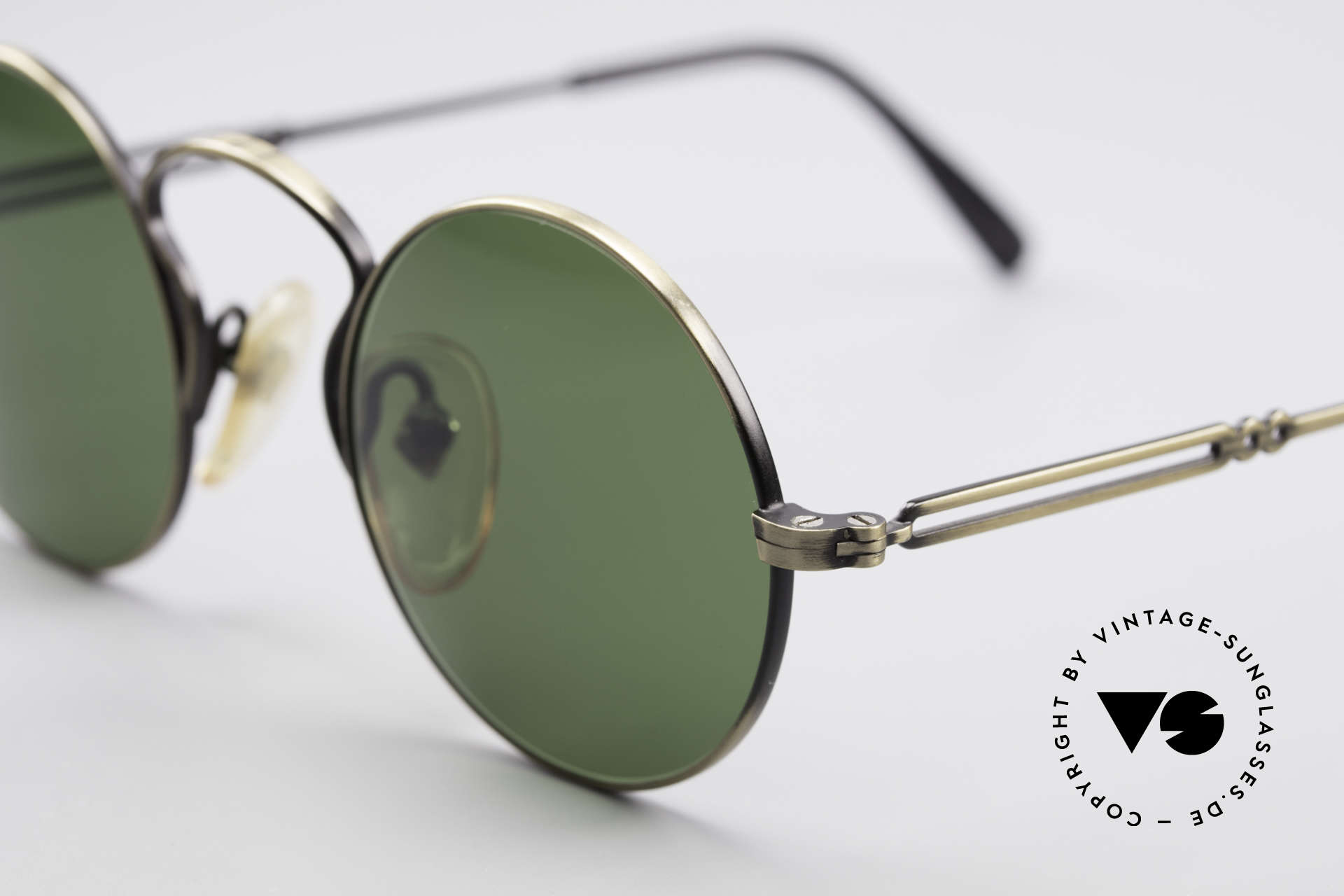 Jean Paul Gaultier 55-0172 90's Designer Sunglasses, new old stock (like all our rare vintage sunglasses), Made for Men and Women