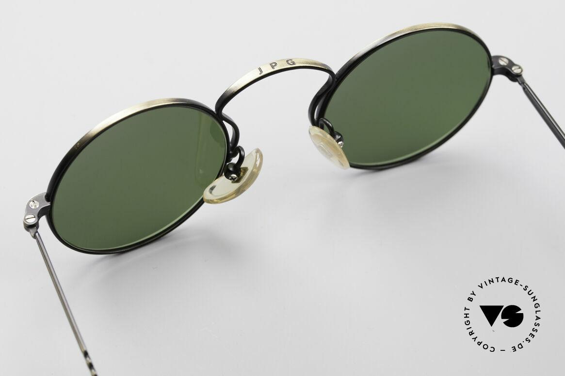 Jean Paul Gaultier 55-0172 90's Designer Sunglasses