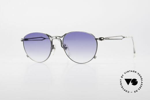 Jean Paul Gaultier 55-2177 Rare Designer Sunglasses Details