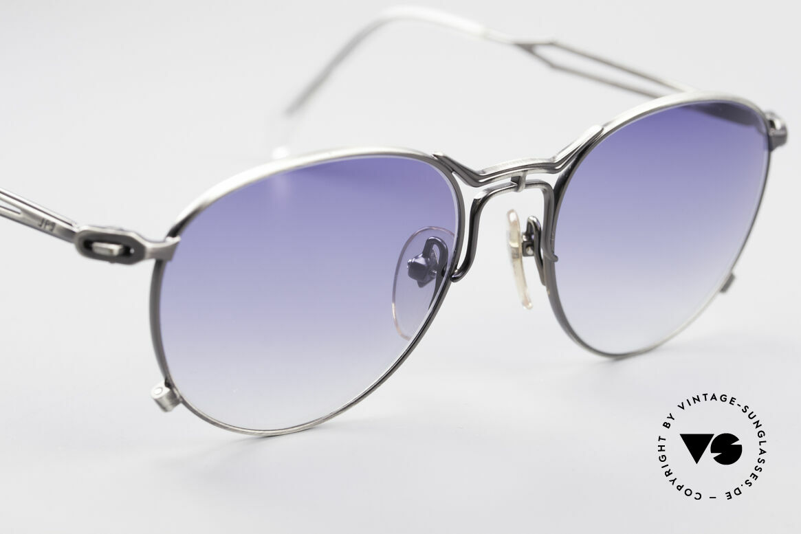 Jean Paul Gaultier 55-2177 Rare Designer Sunglasses, a real designer frame in top-notch quality from 1996, Made for Men and Women
