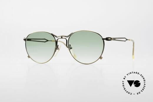 Jean Paul Gaultier 55-2177 True Vintage No Retro Frame Details