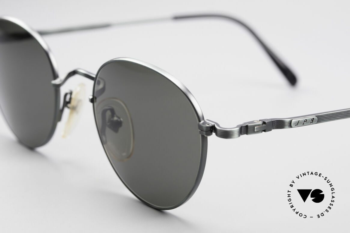 Jean Paul Gaultier 55-1174 Round Vintage Sunglasses, truly, timeless designer shades in top-notch quality, Made for Men and Women