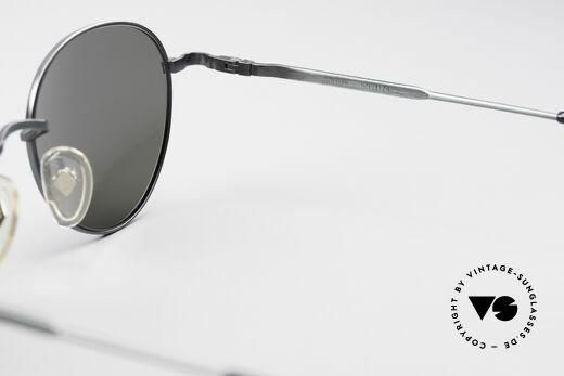 Jean Paul Gaultier 55-1174 Round Vintage Sunglasses, NO RETRO shades; a precious J.P.G. original from 1996, Made for Men and Women