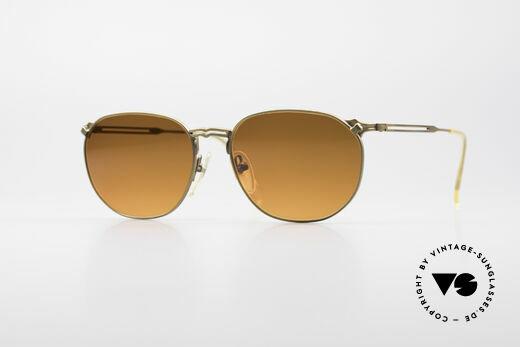 Jean Paul Gaultier 55-2173 90's Designer Sunglasses Details