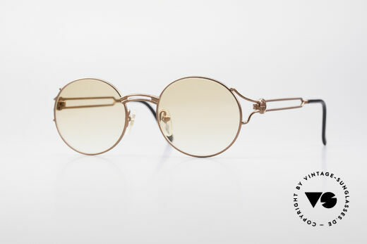 Jean Paul Gaultier 57-6102 From Dusk Till Dawn Glasses Details