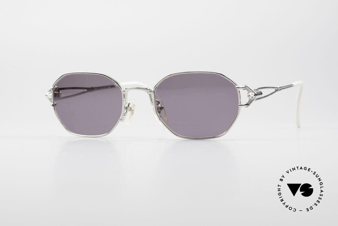 Jean Paul Gaultier 55-6106 90's Vintage Sunglasses, precious Jean Paul Gaultier sunglasses from app. 1994, Made for Men and Women