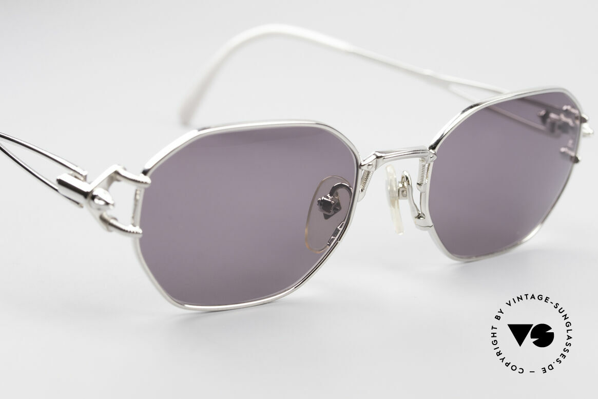 Jean Paul Gaultier 55-6106 90's Vintage Sunglasses, unworn (like all our rare old 1990's designer sunglasses), Made for Men and Women
