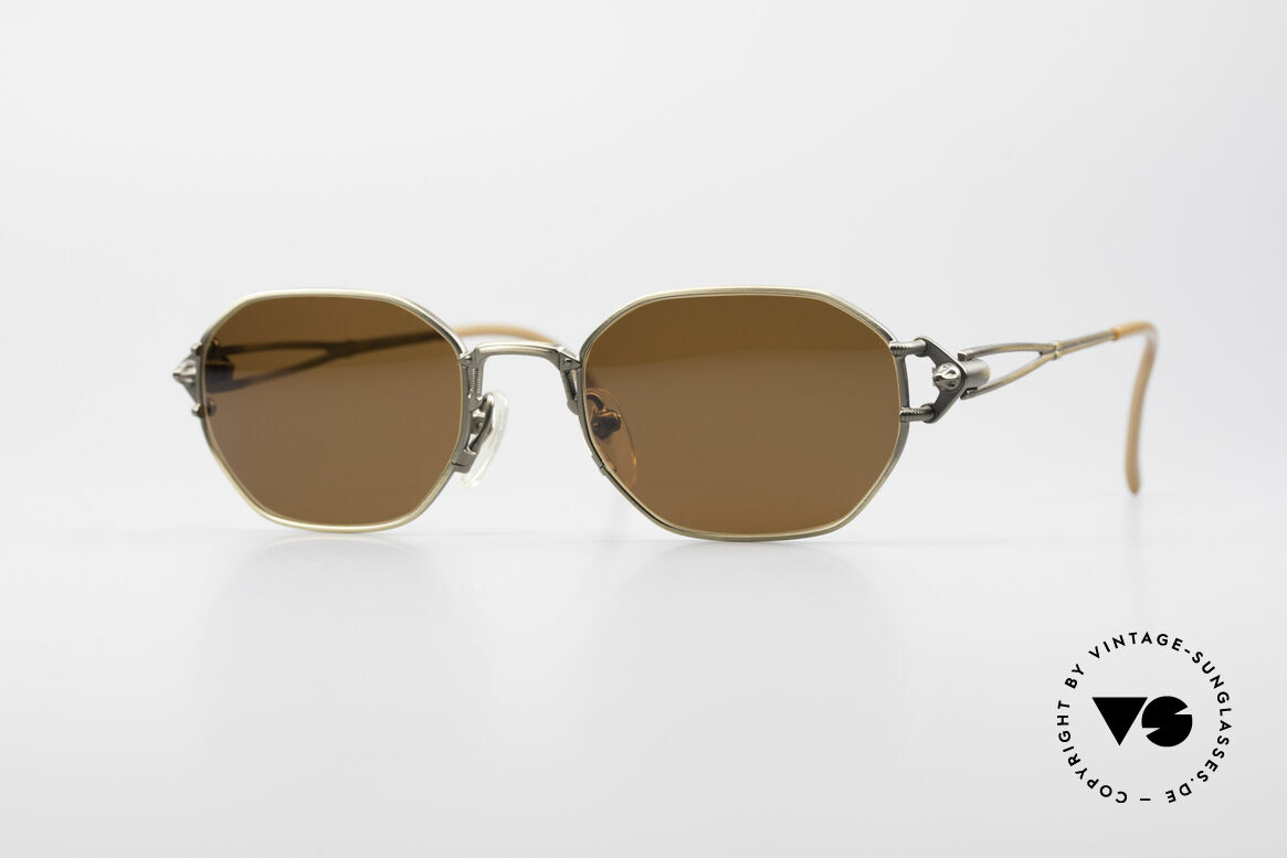 Jean Paul Gaultier 55-6106 90's Designer Sunglasses