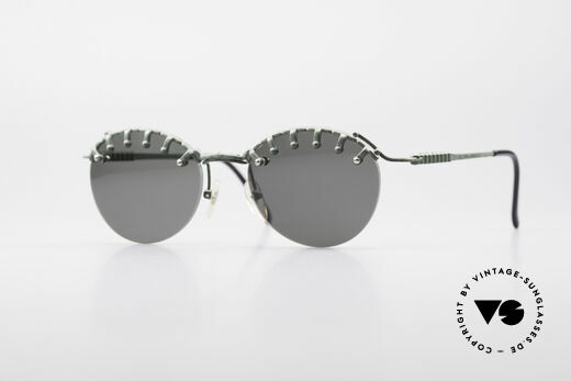 Jean Paul Gaultier 56-5103 Rihanna Vintage Glasses Details