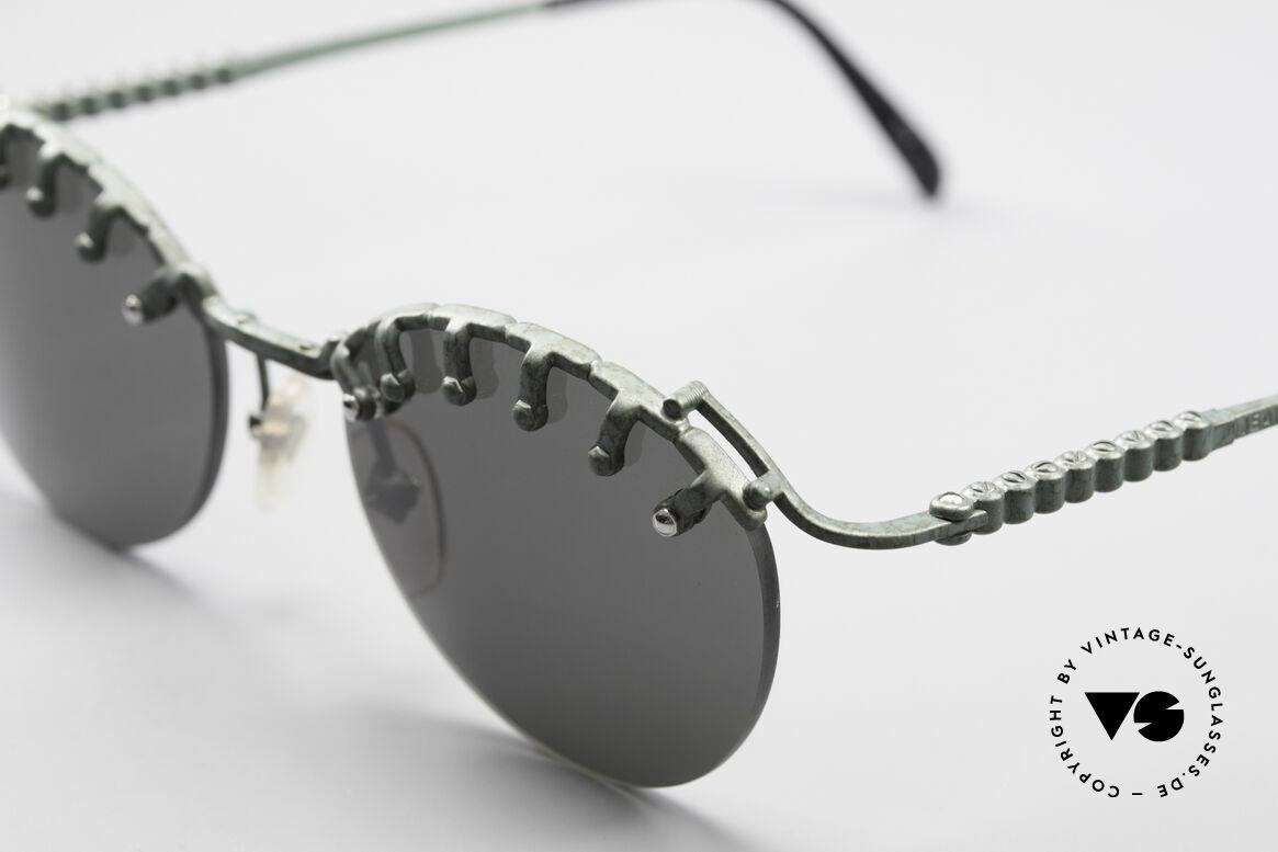 Jean Paul Gaultier 56-5103 Rihanna Vintage Glasses, model worn by Barbadian  singer 'RIHANNA' in 2017, Made for Women