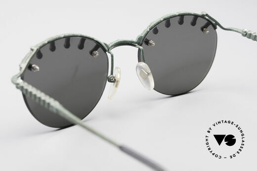 Jean Paul Gaultier 56-5103 Rihanna Vintage Glasses, NO RETRO fashion; a 20 years old unique ORIGINAL!, Made for Women