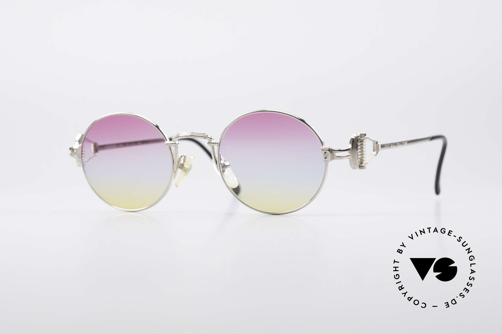 Jean Paul Gaultier 55-5106 Designer Vintage Shades, precious Jean Paul GAULTIER sunglasses from app. 1994, Made for Men and Women