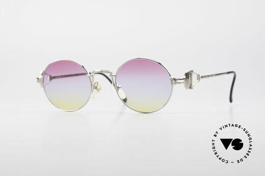 Jean Paul Gaultier 55-5106 Designer Vintage Shades Details