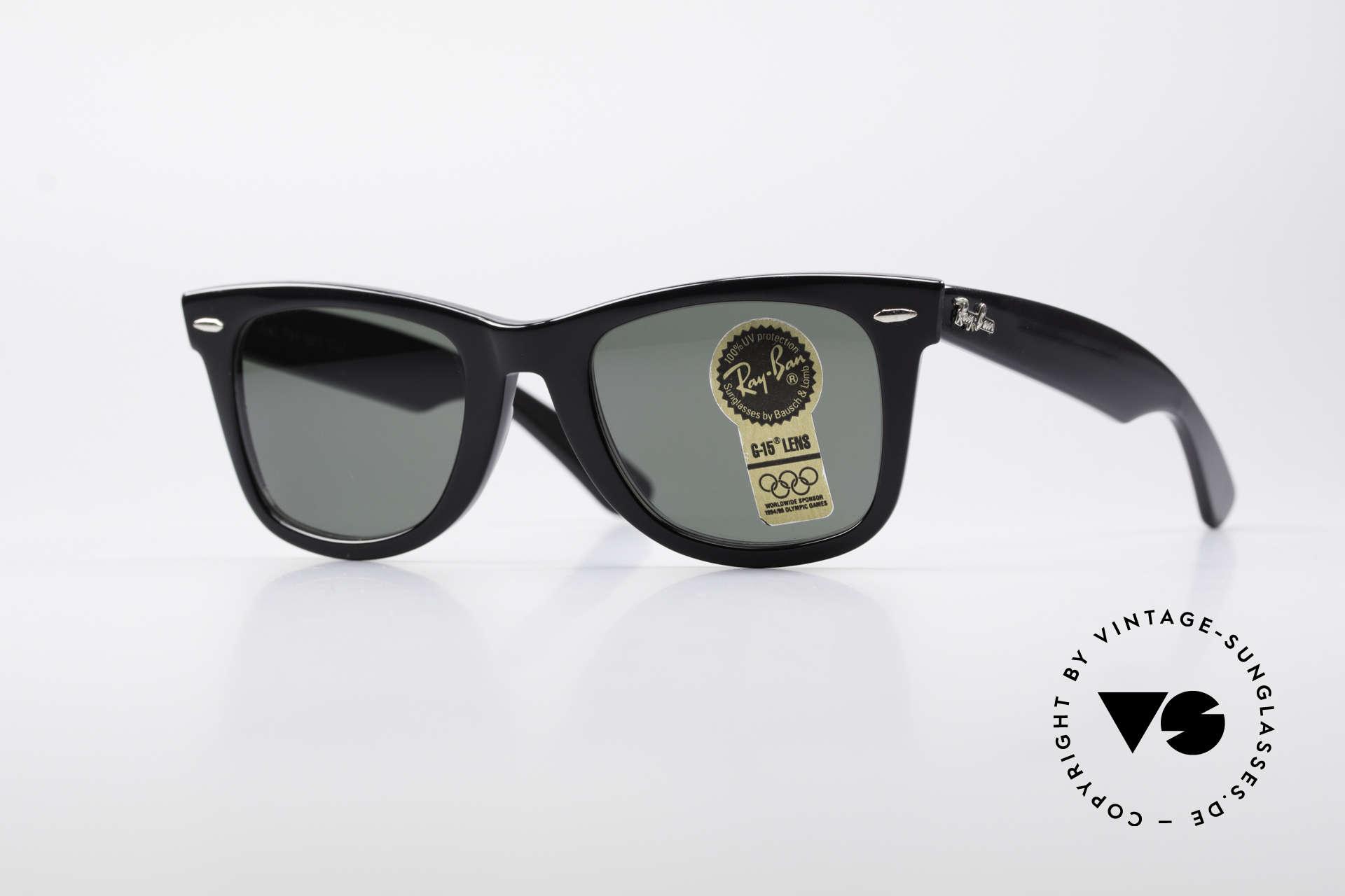 8a87f5c606 Sunglasses Ray Ban Wayfarer I Blues Brothers Glasses