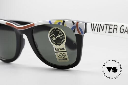 Ray Ban Wayfarer I Olympic Games St. Moritz