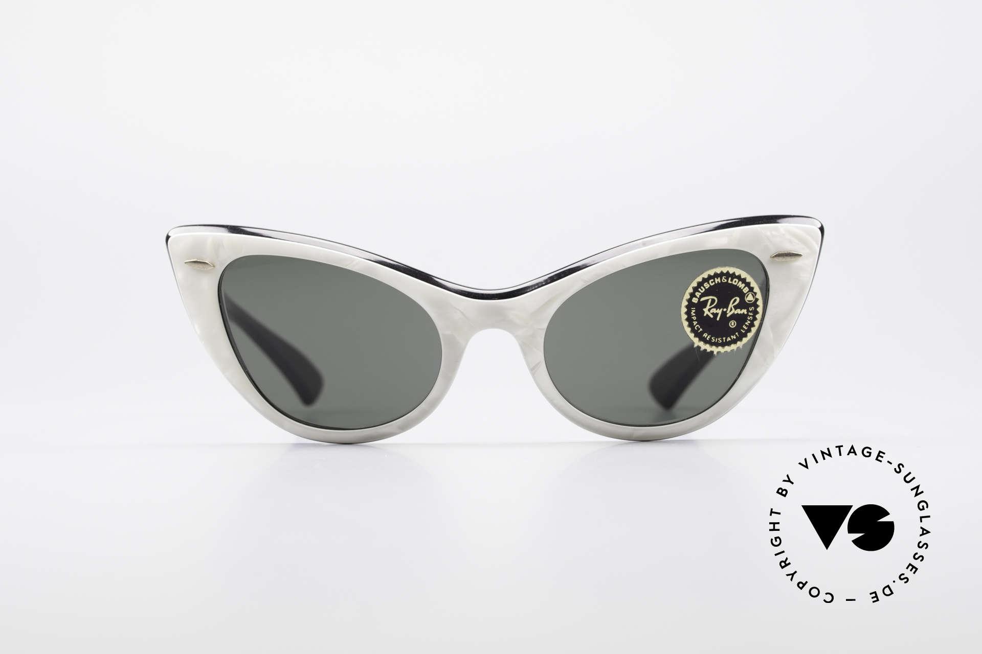 98cf47c3822 Vintage Ray Ban Cat Eye Sunglasses « One More Soul