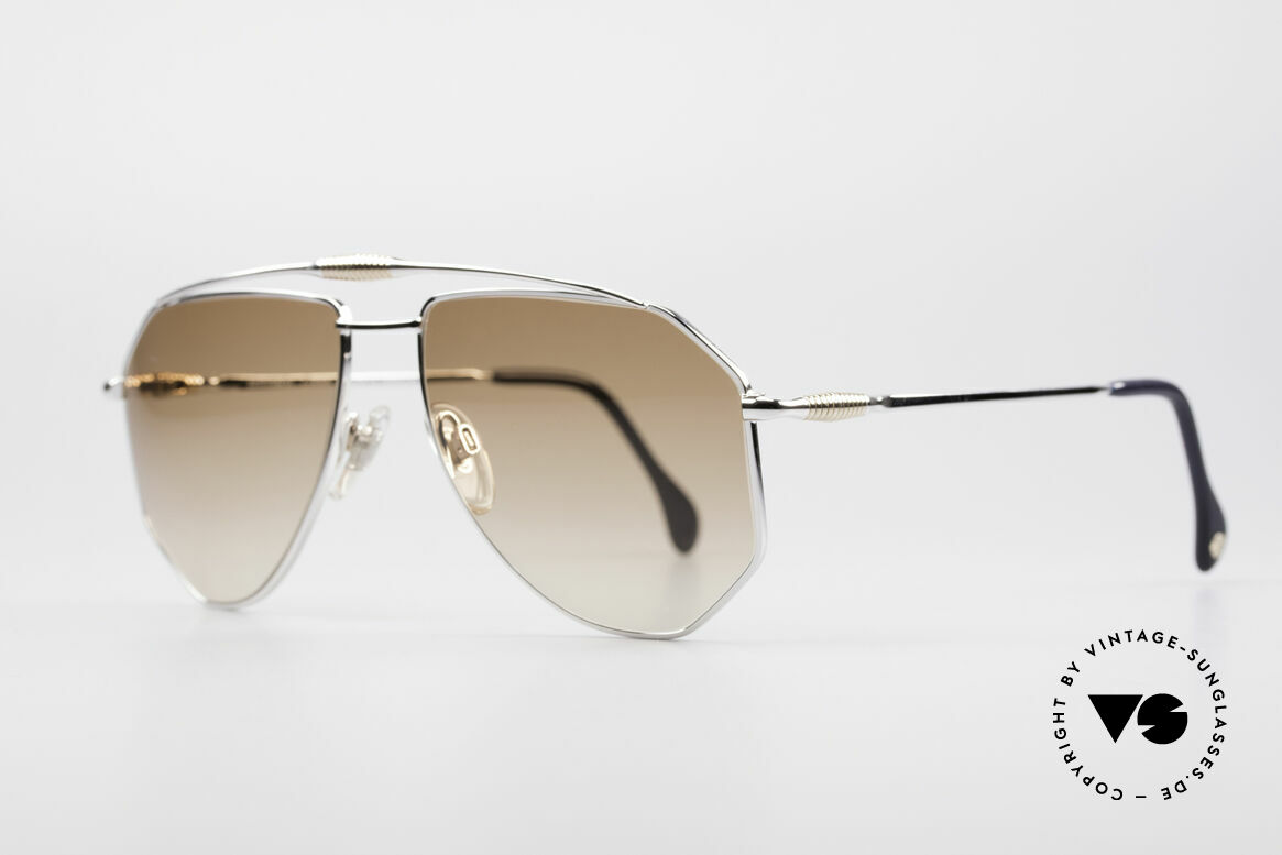 Zollitsch Cadre 120 Large 80's Aviator Shades, an interesting alternative to the ordinary 'aviator style', Made for Men