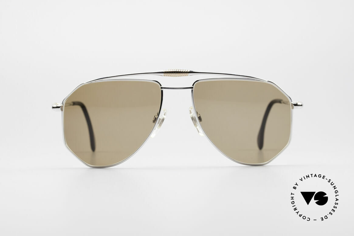 Zollitsch Cadre 120 Large Aviator Sunglasses, distinctive frame for men (outstanding quality, Germany), Made for Men