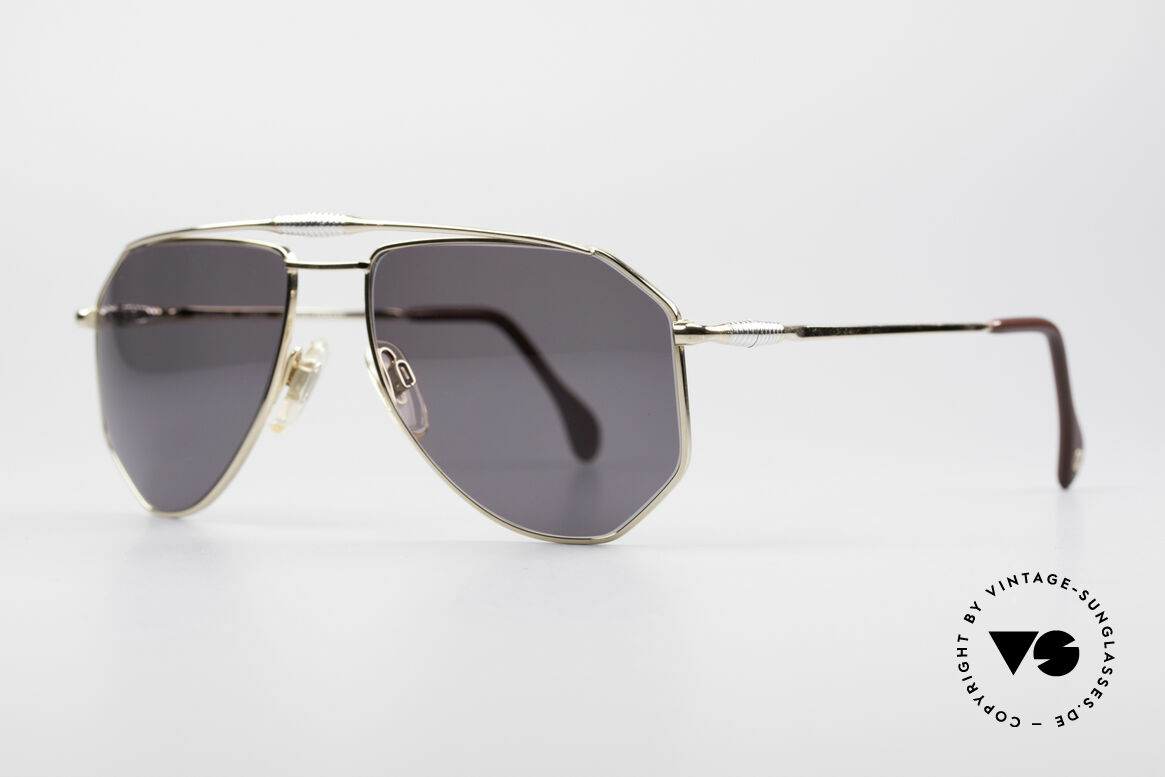 Zollitsch Cadre 120 Medium 80's Aviator Shades, an interesting alternative to the ordinary 'aviator style', Made for Men