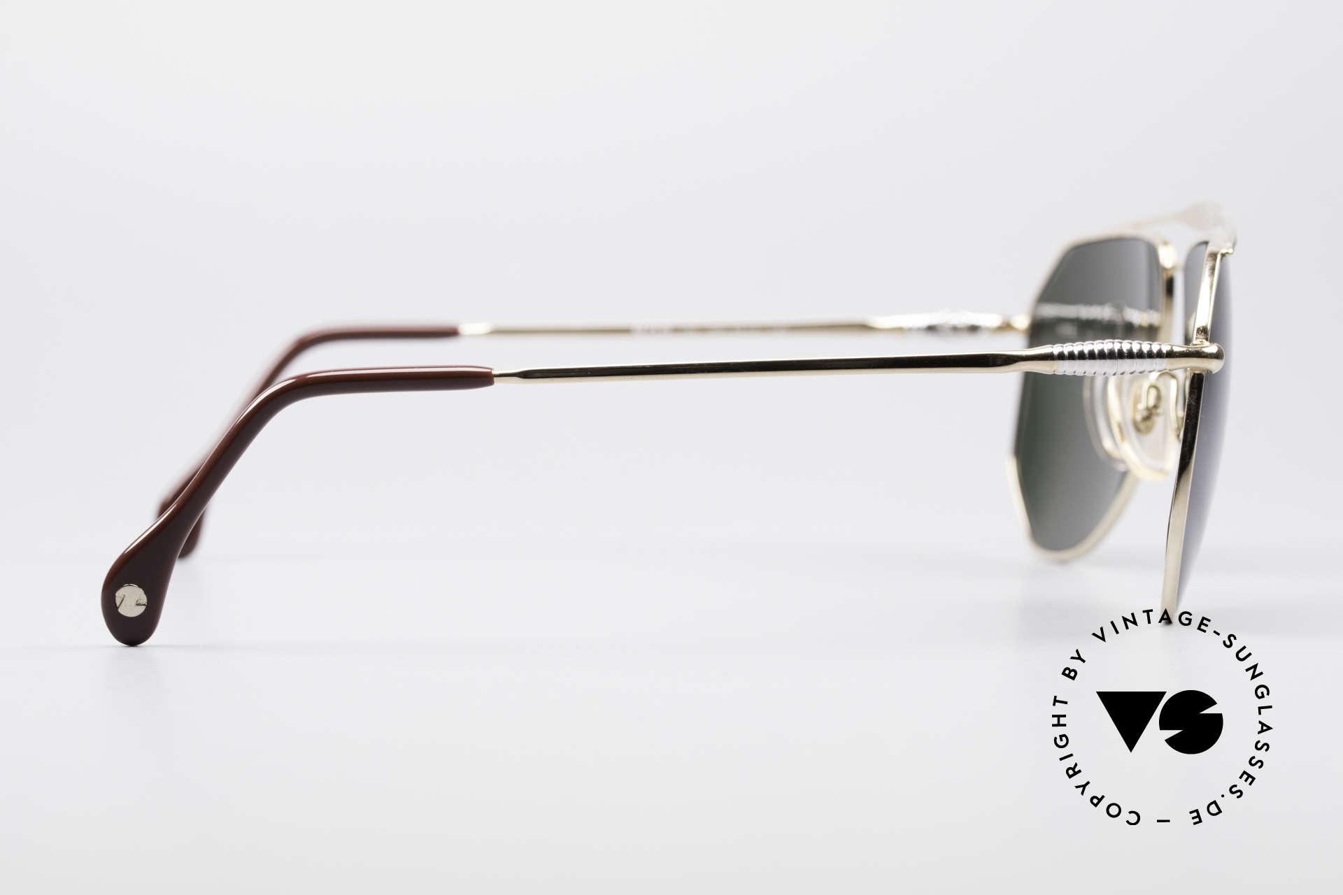 Zollitsch Cadre 120 Medium 80's Aviator Glasses, Size: medium, Made for Men